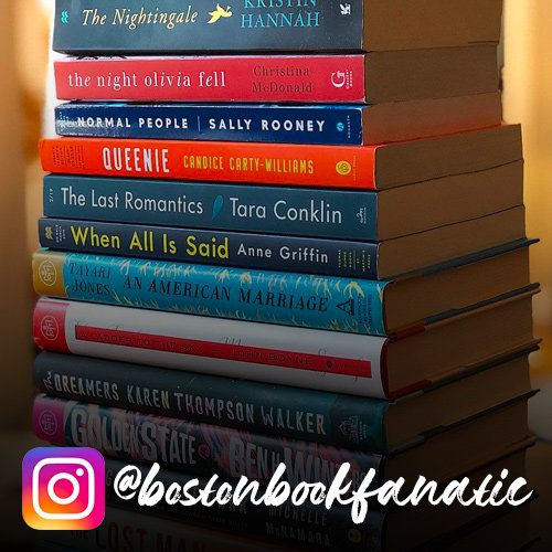 Boston Book Fanatic's Favorite Audiobooks