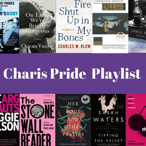 Charis Books and More Pride Playlist