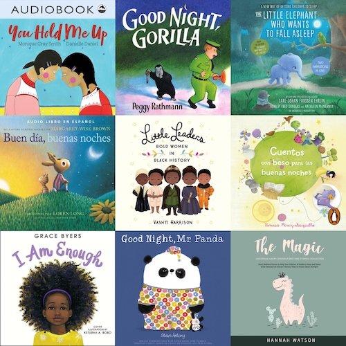 Bedtime Audiobooks for Kids