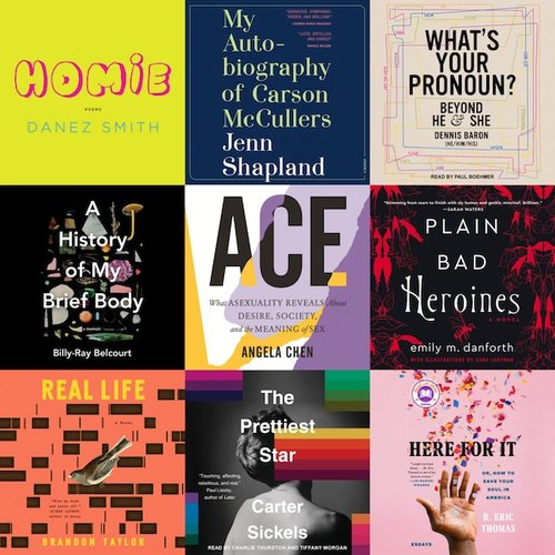 Over the Rainbow Book List: LGBTQIA+ Picks from Librarians