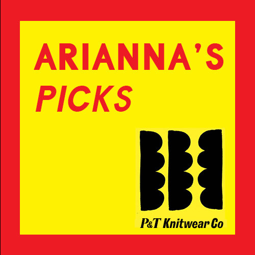Bookseller Arianna's Picks
