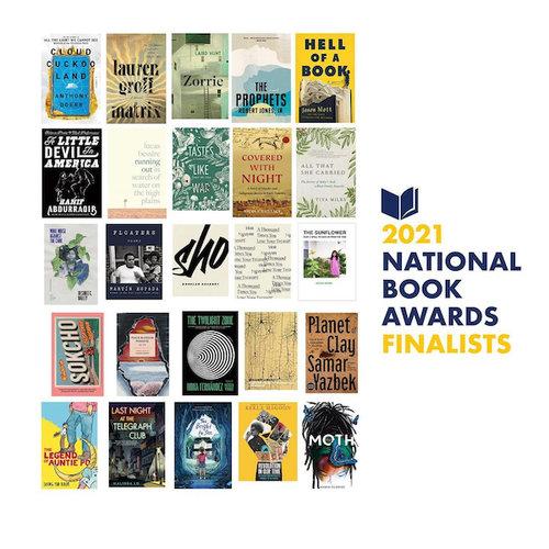2021 National Book Awards Finalists