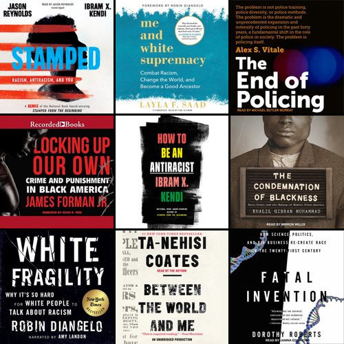 How to Be an Anti-Racist: Audiobook Picks
