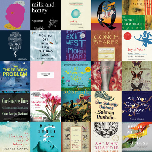 Tusome Books Picks: Asian Authors