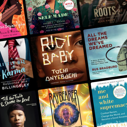 Playlist: Audiobooks by Black Authors cover