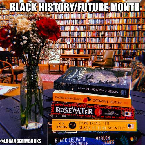 Black History/FUTURE Month