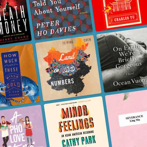 Audiobooks by AAPI Authors