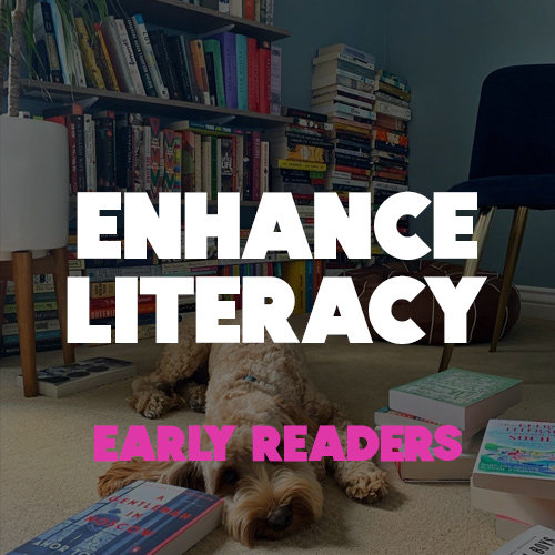 Audiobooks to Enhance Literacy in Early Readers