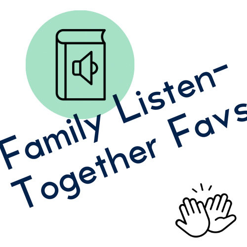 High Five Books | Family Listen-Together Favs