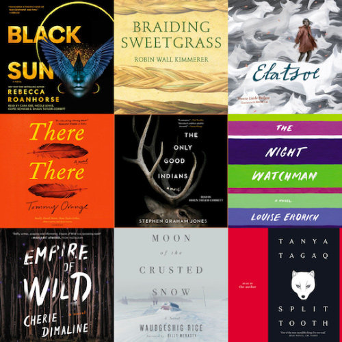 Audiobooks by Indigenous Authors