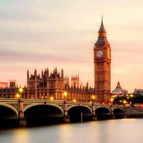 Great Novels set in London