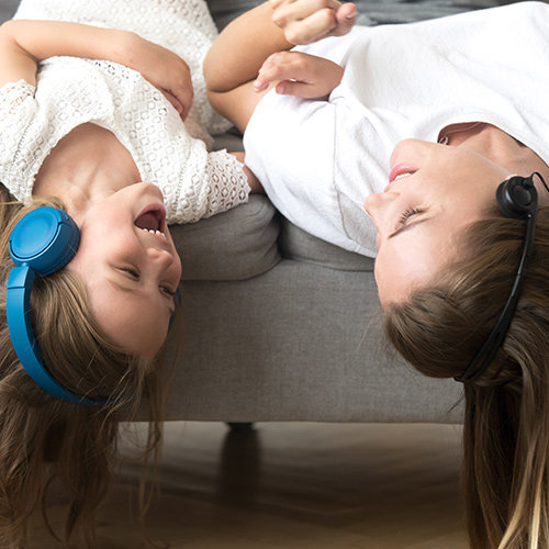 Books for Kids and Moms to Listen to Together