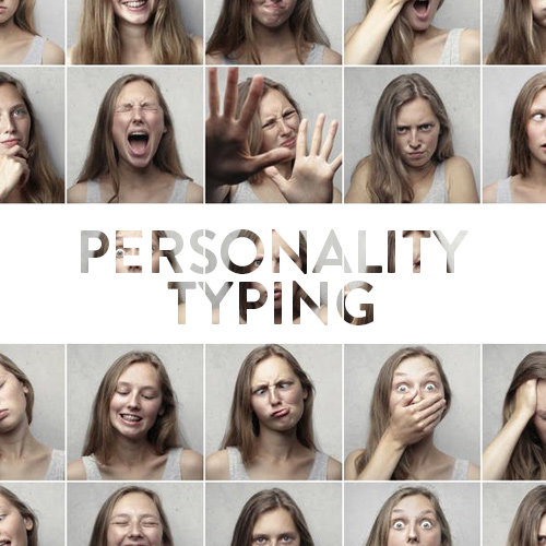 Books About Personality Typing