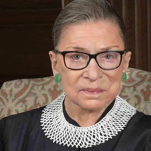 Ruth Bader Ginsburg: Her Life & Legacy