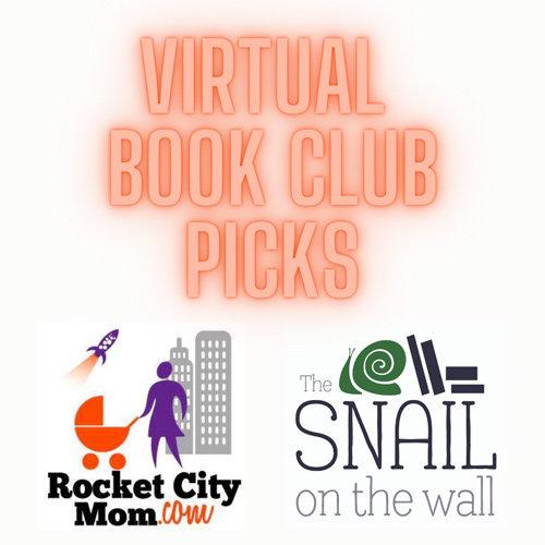 Rocket City Mom Virtual Book Club Reads