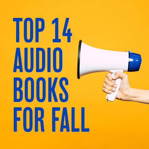 Libro.fm TBL List - Top 14 Audiobooks for Fall