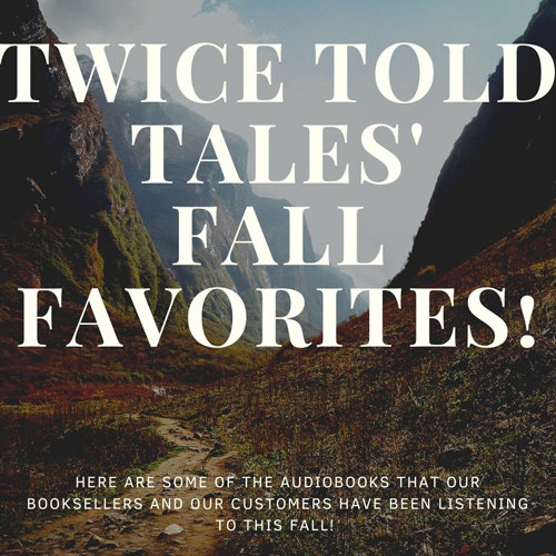Fall Favorites at Twice Told Tales