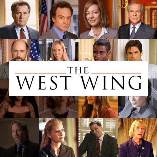 Novels for West Wing fans