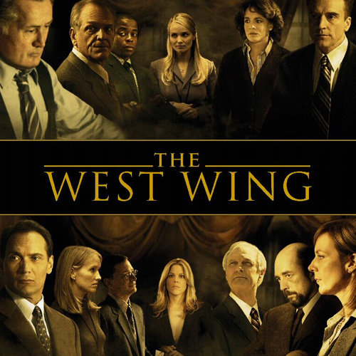 Memoirs for West Wing fans