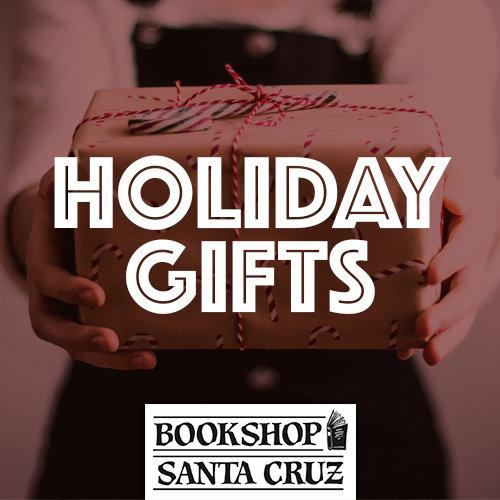 Bookshop Santa Cruz Holiday Gifts