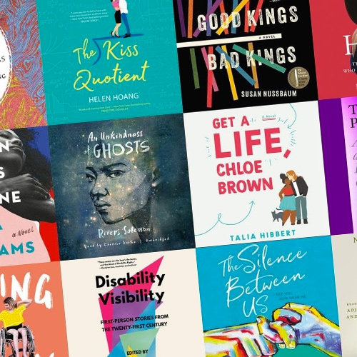 Audiobooks by Authors with Disabilities from Women & Children First