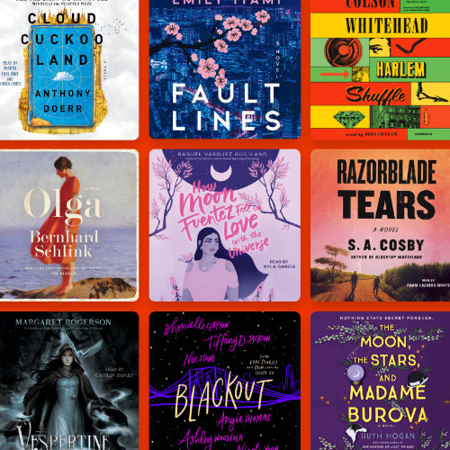 October's Bookseller Picks