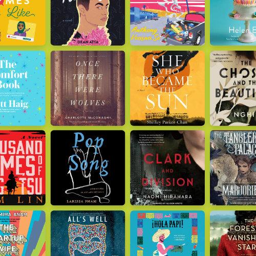 August's Bookseller Picks