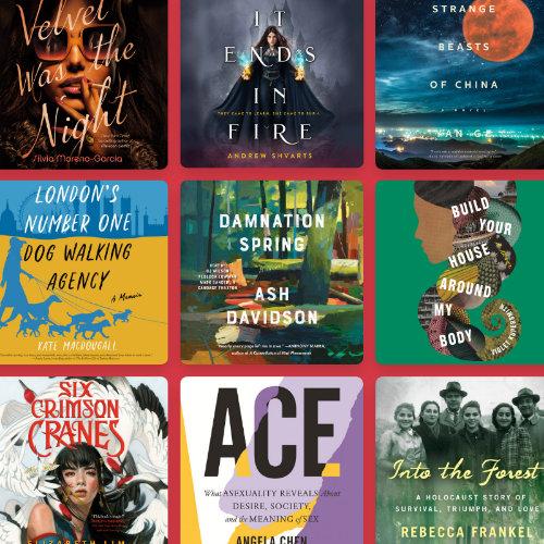 September's Bookseller Picks