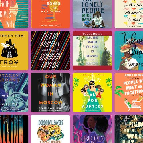 July's Bookseller Picks