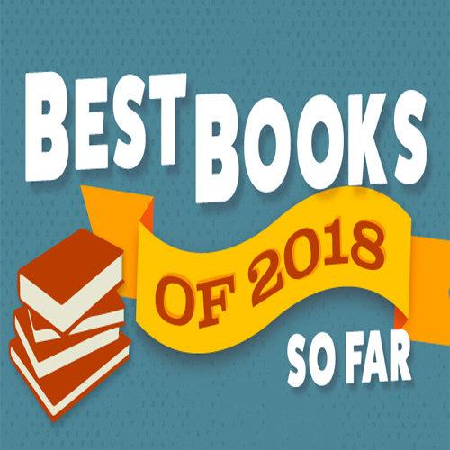 The Best Books of 2018 So Far