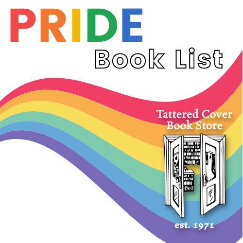 PRIDE Month Book List