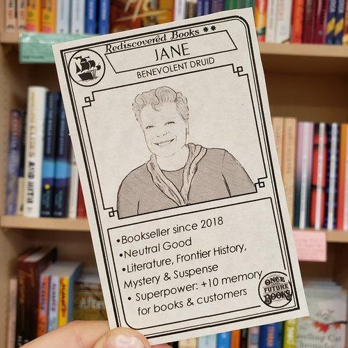 Rediscovered Books: Jane