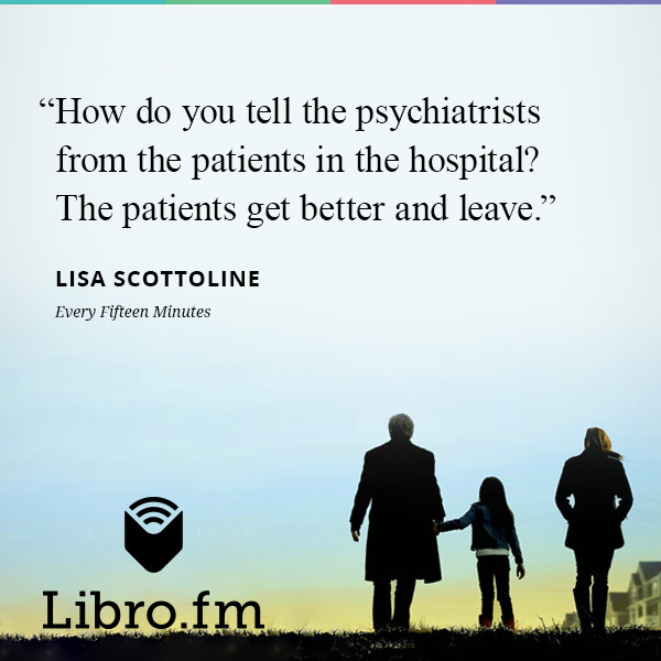 How do you tell the psychiatrists from the patients in the hospital?