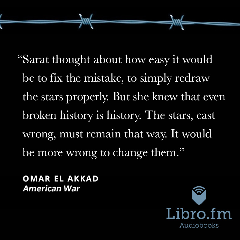 Sarat thought about how easy it would be to fix the mistake, to simply redraw the stars properly. But she knew that even broken history is history. The stars, cast wrong, must remain that way. It would be more wrong to change them.