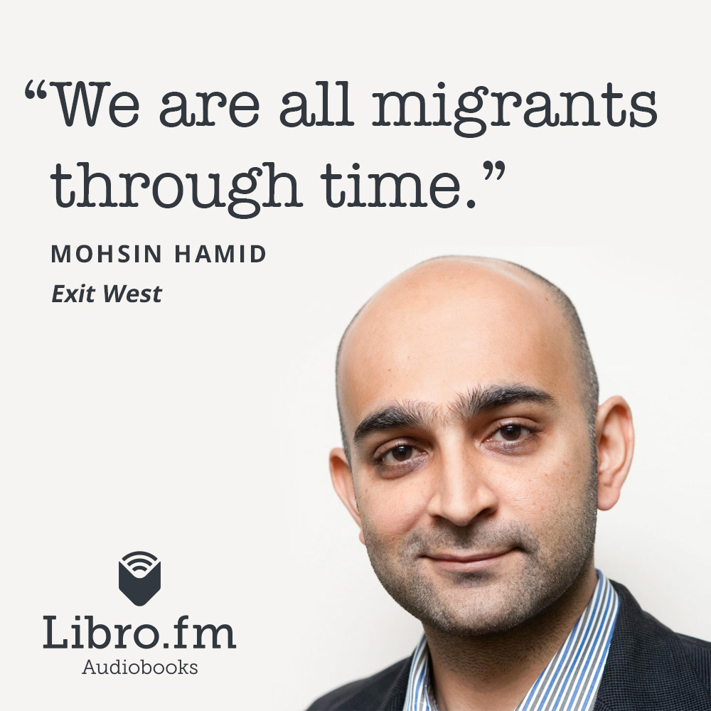 We are all migrants through time.