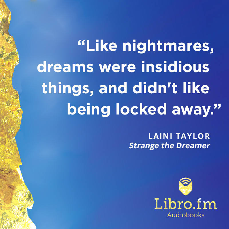 Like nightmares, dreams were insidious things, and didn't like being locked away.