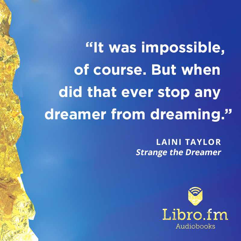 It was impossible, of course. But when did that ever stop any dreamer from dreaming.