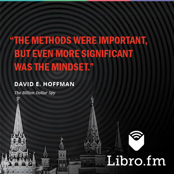 The methods were important, but even more significant was the mindset.
