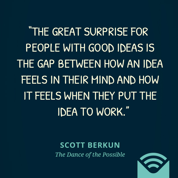 The great surprise for people with