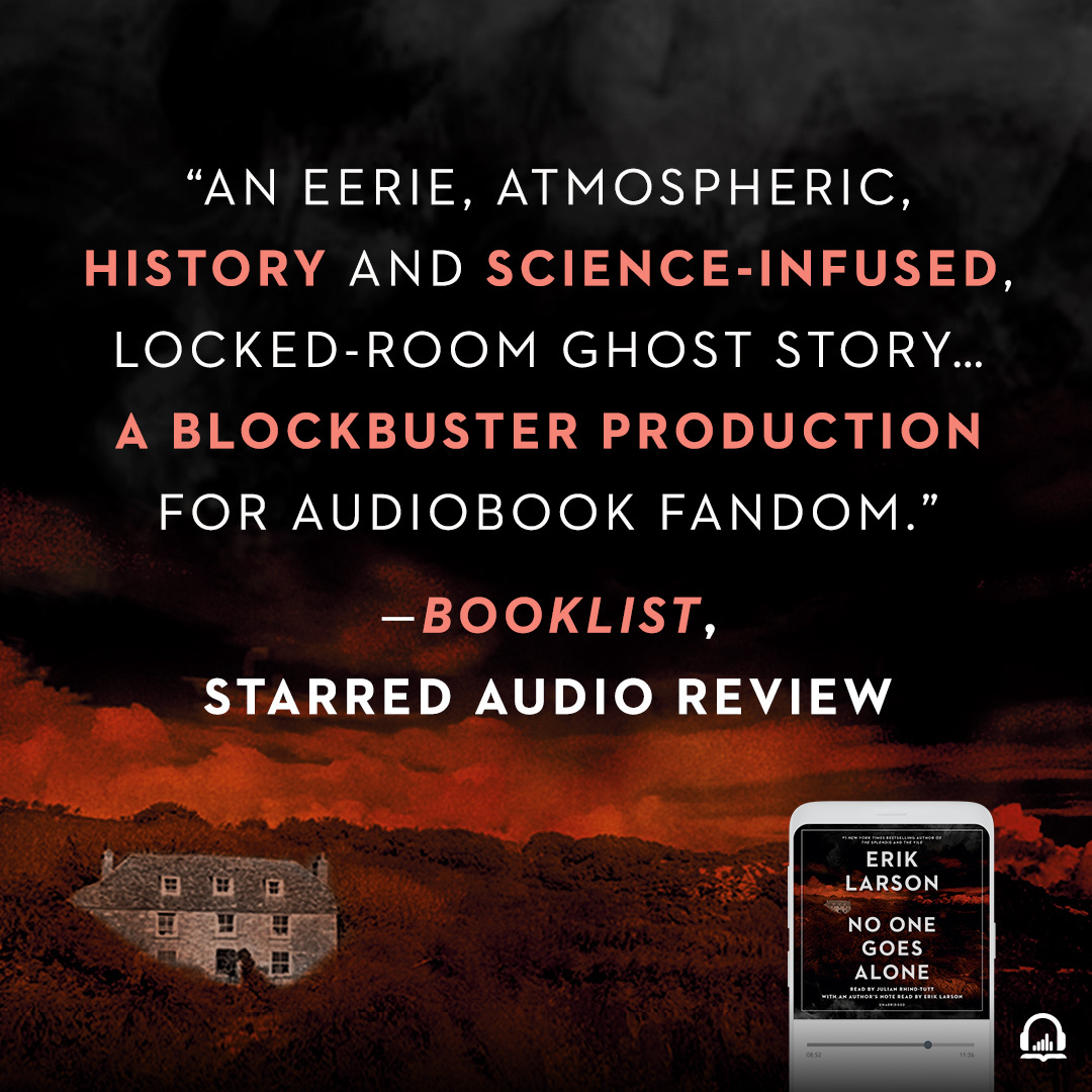 Starred review from booklist.