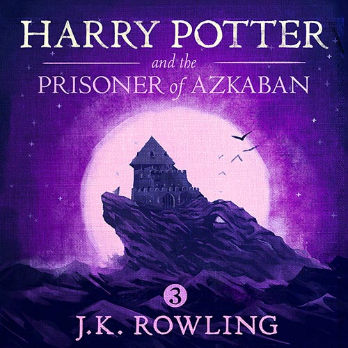 Harry Potter Book Three Cover