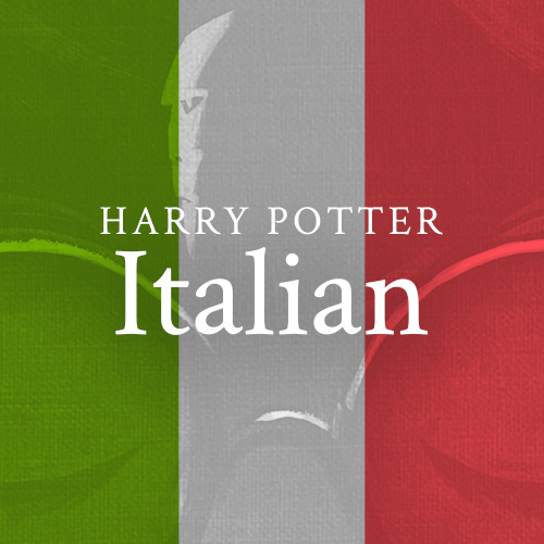 Harry Potter / Italian