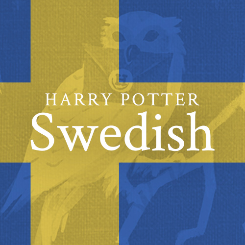 Harry Potter / Swedish