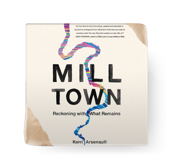 Mill Town Cover
