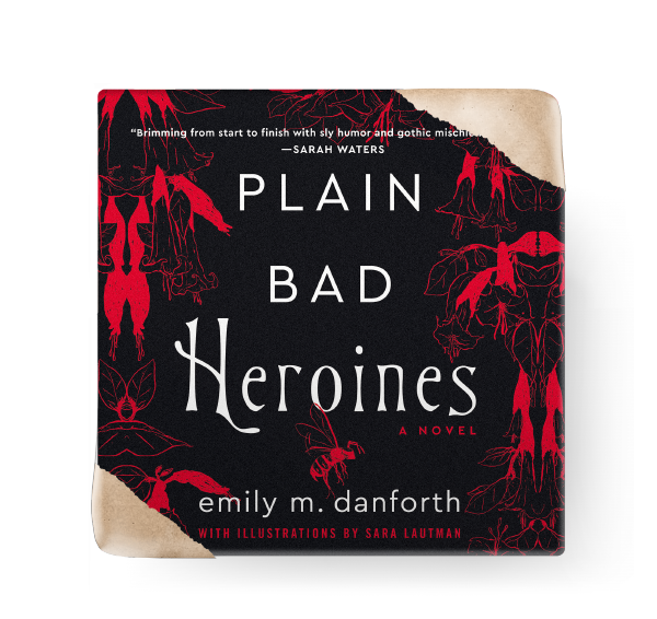 Plain Bad Heroines Cover