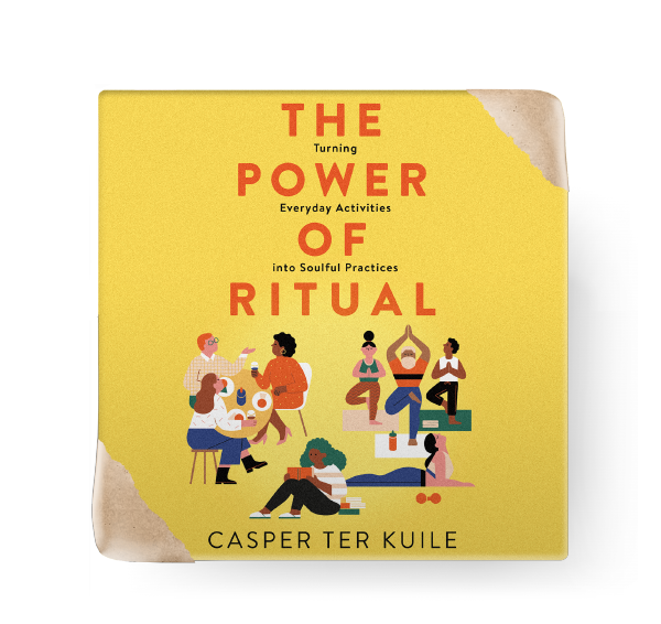 The Power of Ritual Cover